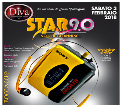 DIVA - STAR90 - Boccaccio Club