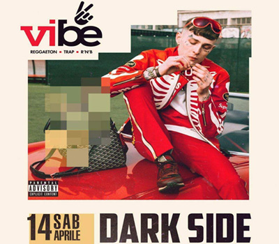 VIBE - DARK SIDE - Boccaccio Club