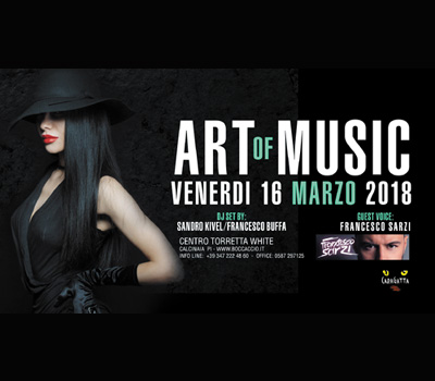HQF - CARAGATTA - ART OF MUSIC - Boccaccio Club