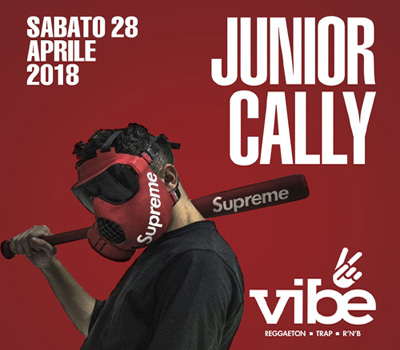 VIBE - JUNIOR CALLY - Boccaccio Club